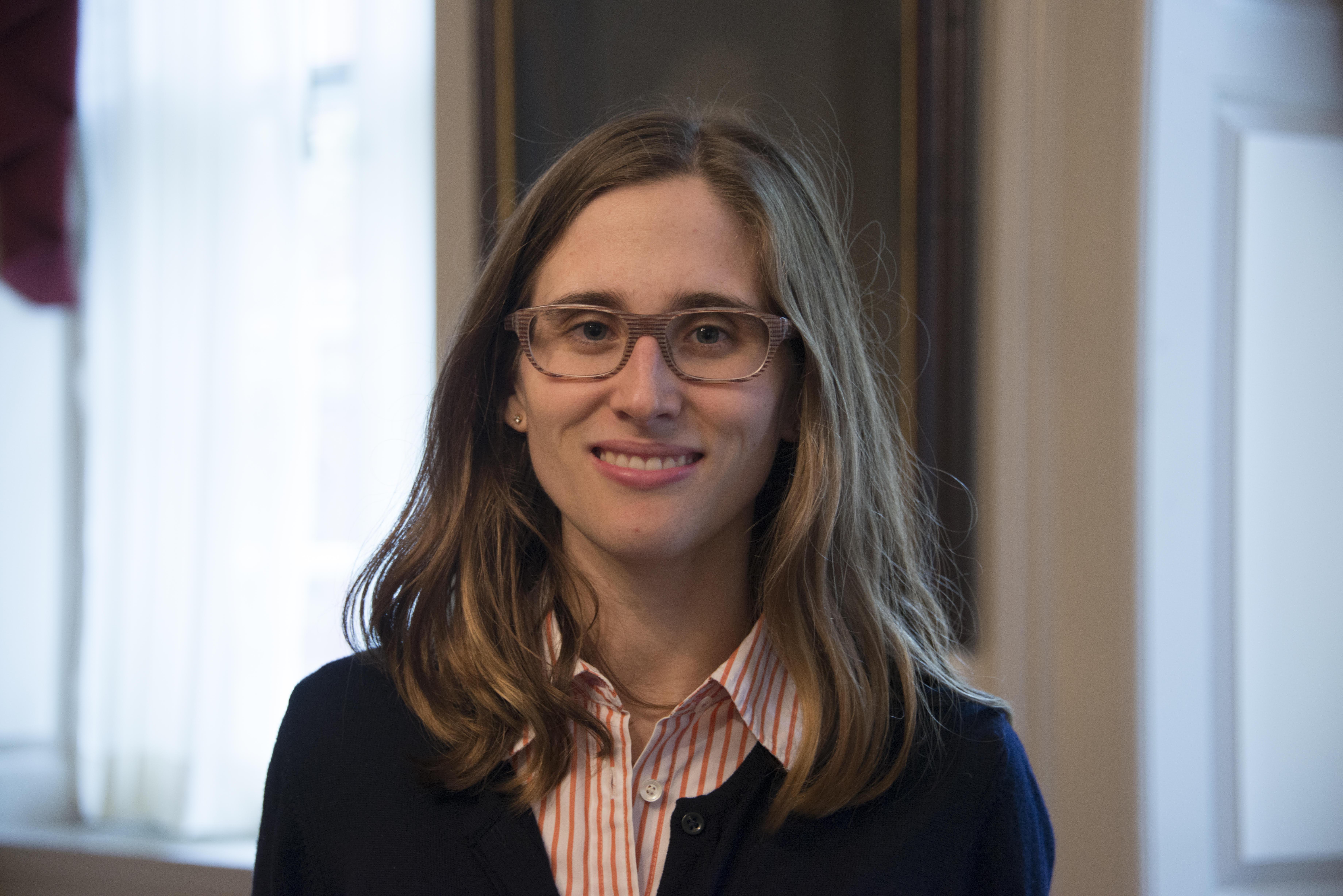 Portrait of Kathryn Schwartz