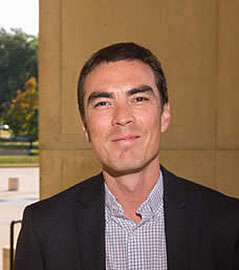 Portrait of Jason Moralee