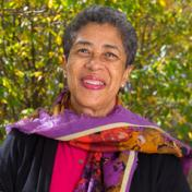 Portrait of Joye Bowman