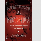 "Book cover of ""Monitoring the Movies"""