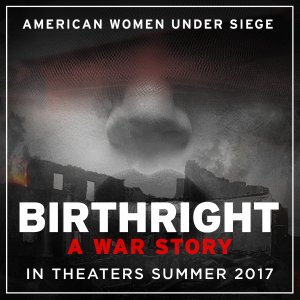 """Birthright: A War Story"" Movie Poster"