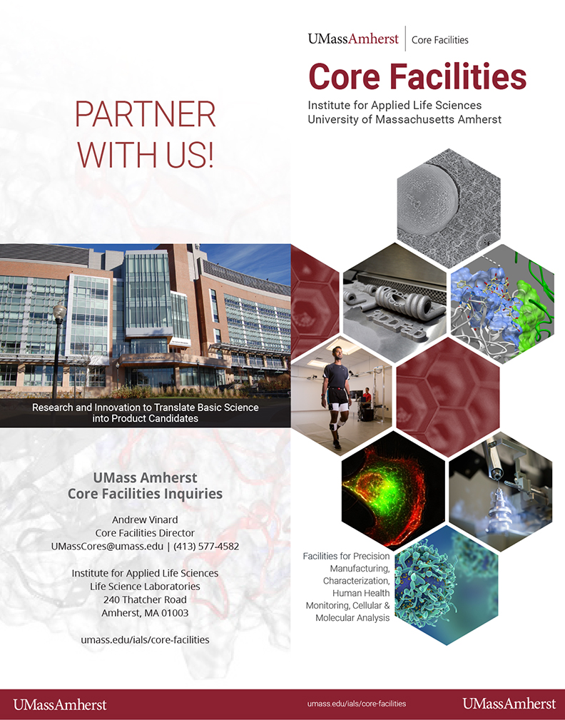PDF version of Core Facility brochure