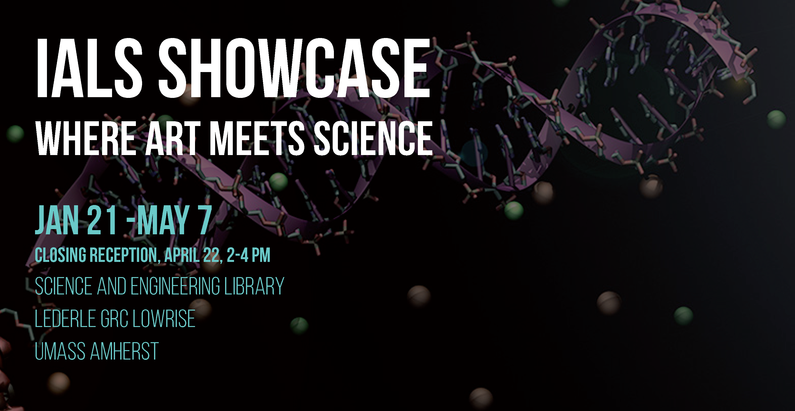 IALS Showcase-Where Art Meets Science