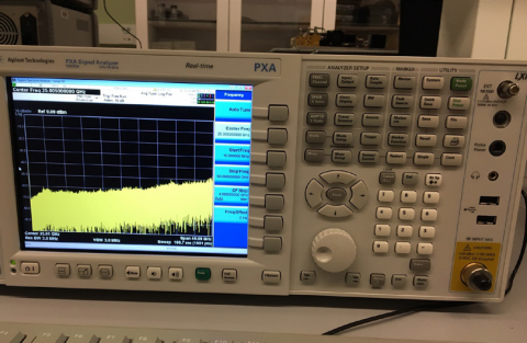 Signal Analyzer 50 GHz Agilent