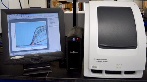 Agilent Mx3005P qPCR System