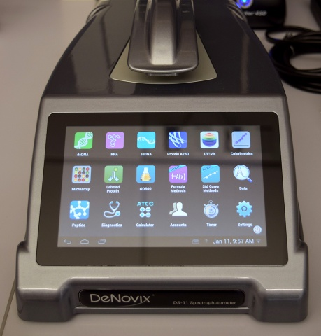 DeNovix DS-11 Spectrophotometer