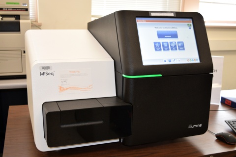 Illumina MiSeq Sequencing System