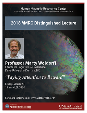 hMRC Distinguished Lecture-Prof. Marty Woldorff