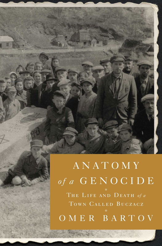 Anatomy of A Genocide book cover