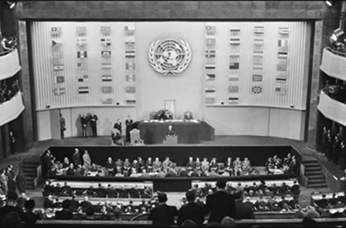 1948: UN declaration