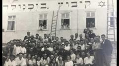 Kibbutz Buchenwald talk by Dr. Lilach Naishtat-Bornstein