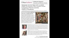 IHGMS Conversations -- Pasts, Presents, Futures: Conspiracy Theories and the Covid-19 Pandemic
