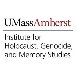Institute for Holocaust, Genocide, and Memory Studies logo