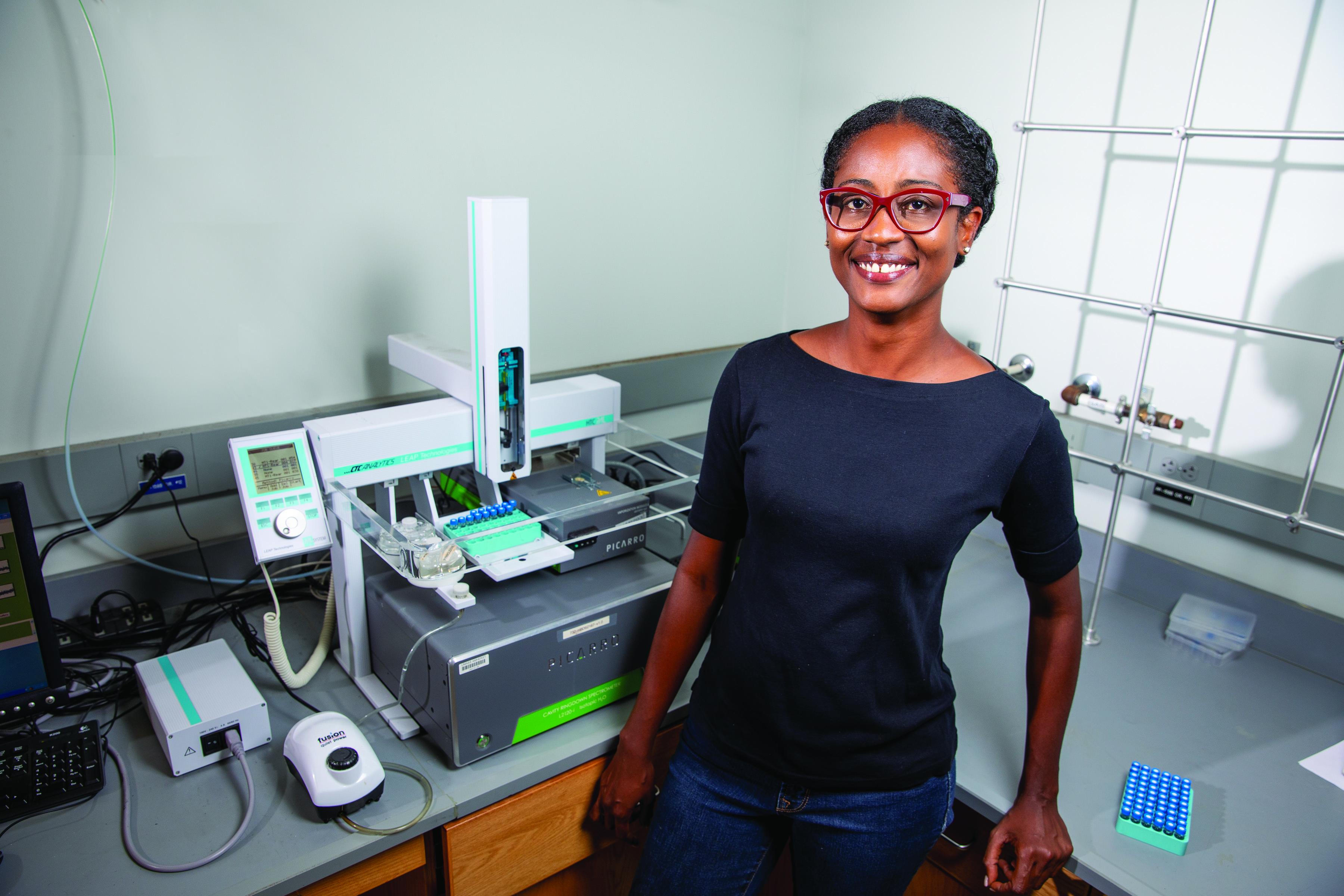 UMass Amherst PhD Student Marsha Allen