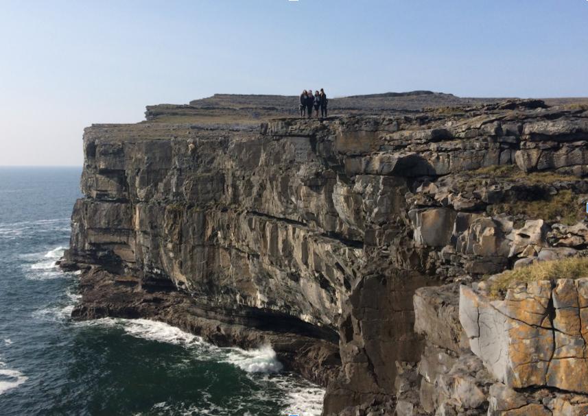 Brennan Dwyer in Ireland