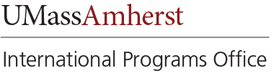 UMass Amherst International Programs Office Logo