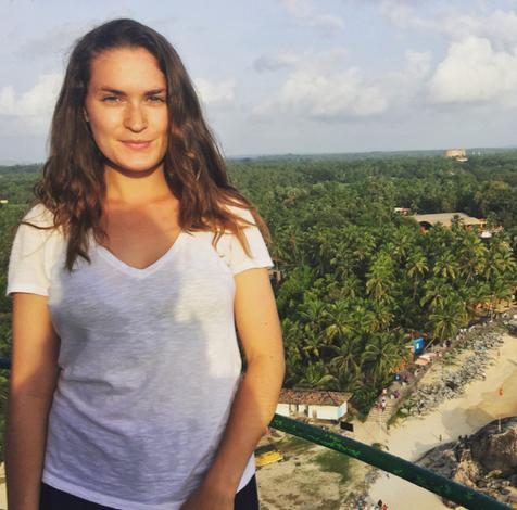 Umass Student Kailee Kennedy '18