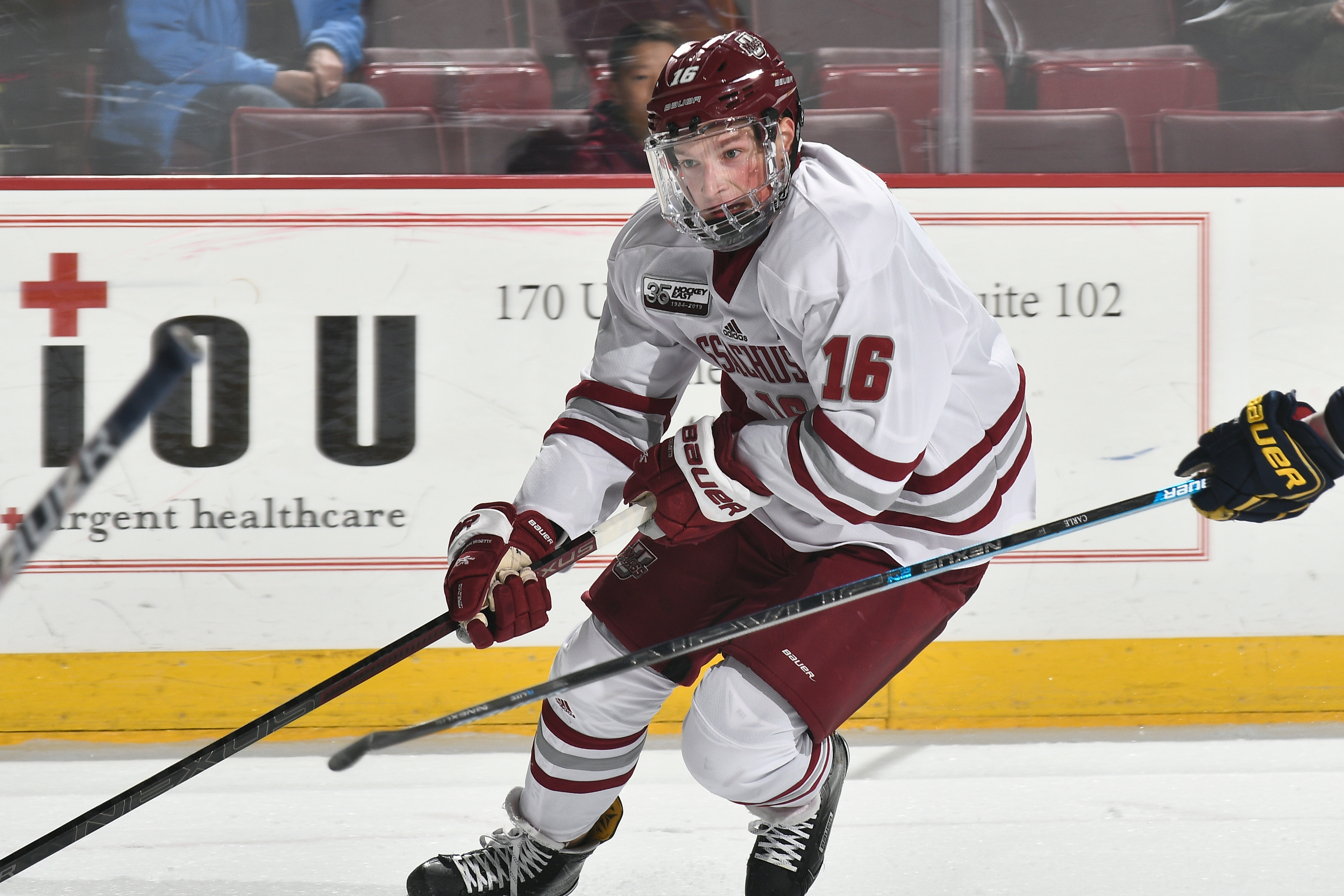NHL Player and former UMass Amherst student Cale Makar '21