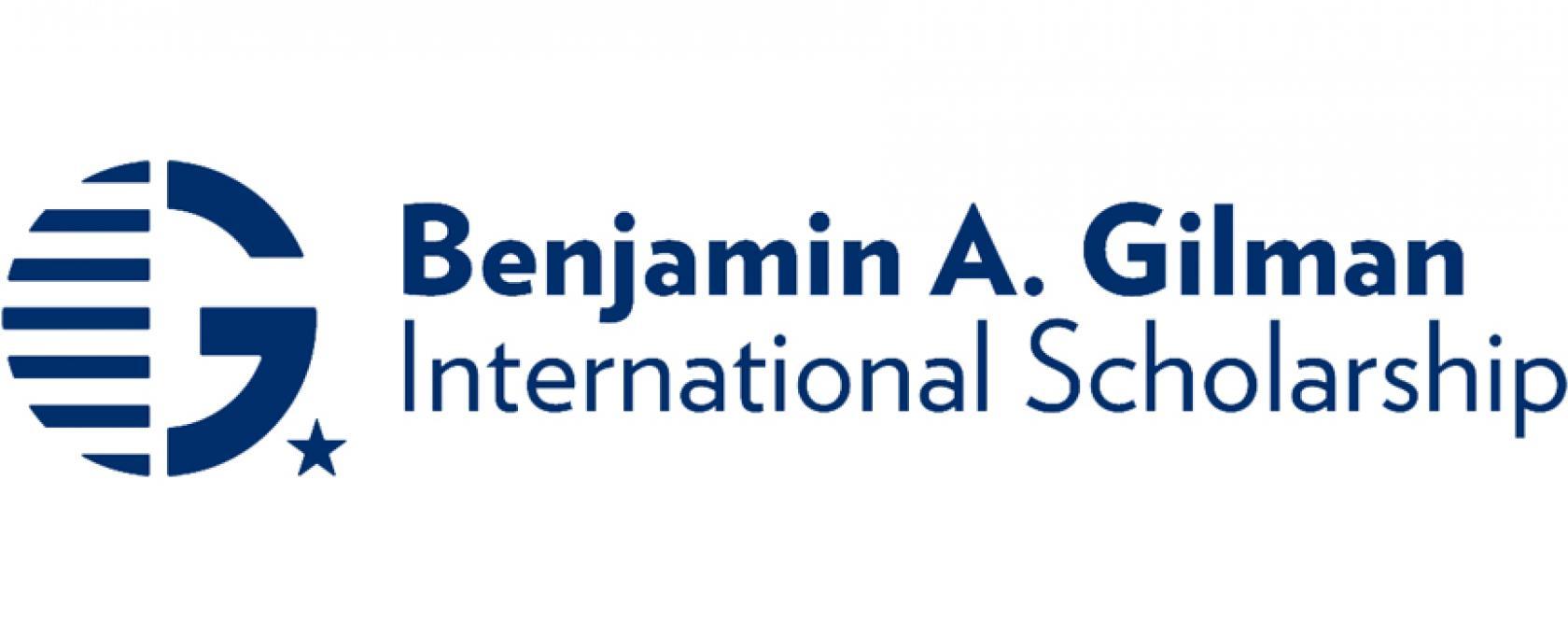 Benjamin A. Gilman Scholarship Logo