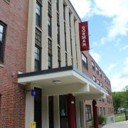 Gorman Hall at UMass Amherst