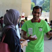 International Students Orientation at Umass Amherst