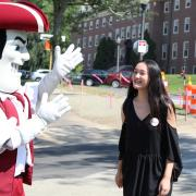 International Students Orientation at Umass Amherst