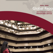 the cover of this year's Global Report