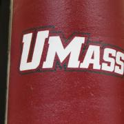 UMass Amherst sign