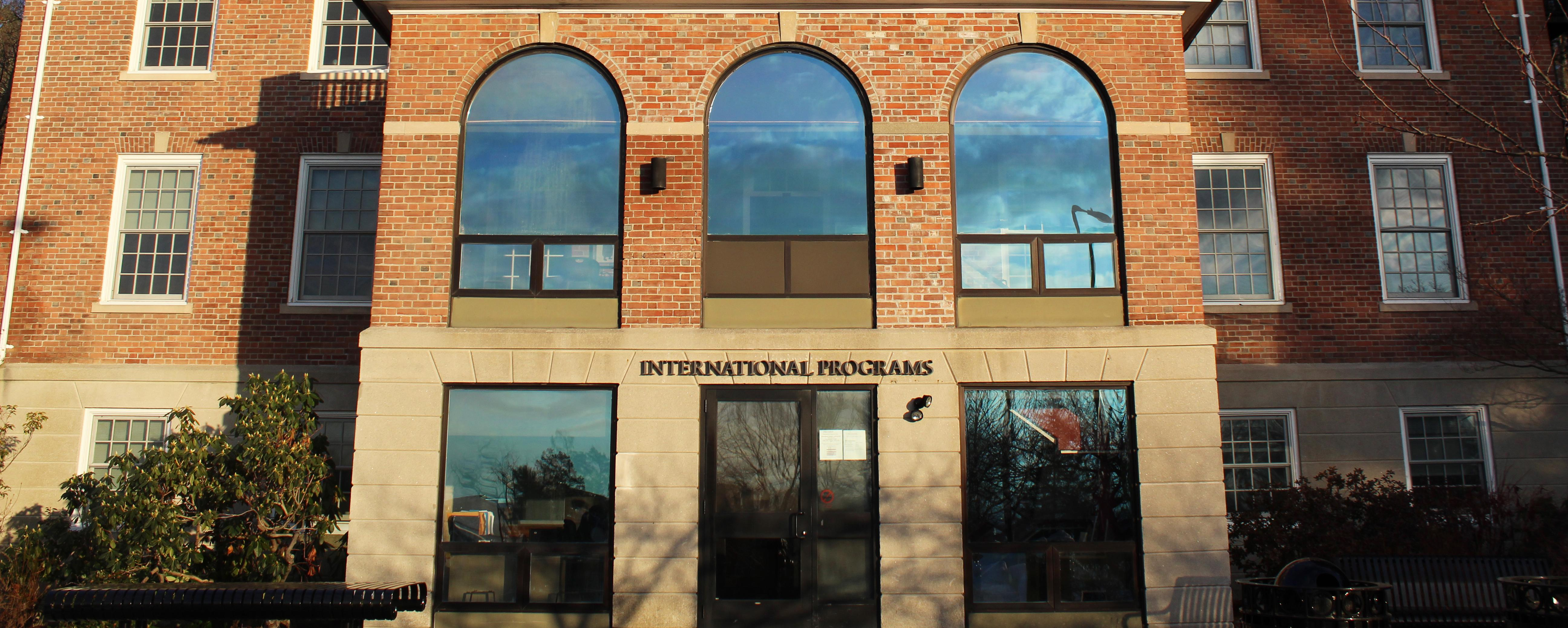The International Programs Office at UMass Amherst