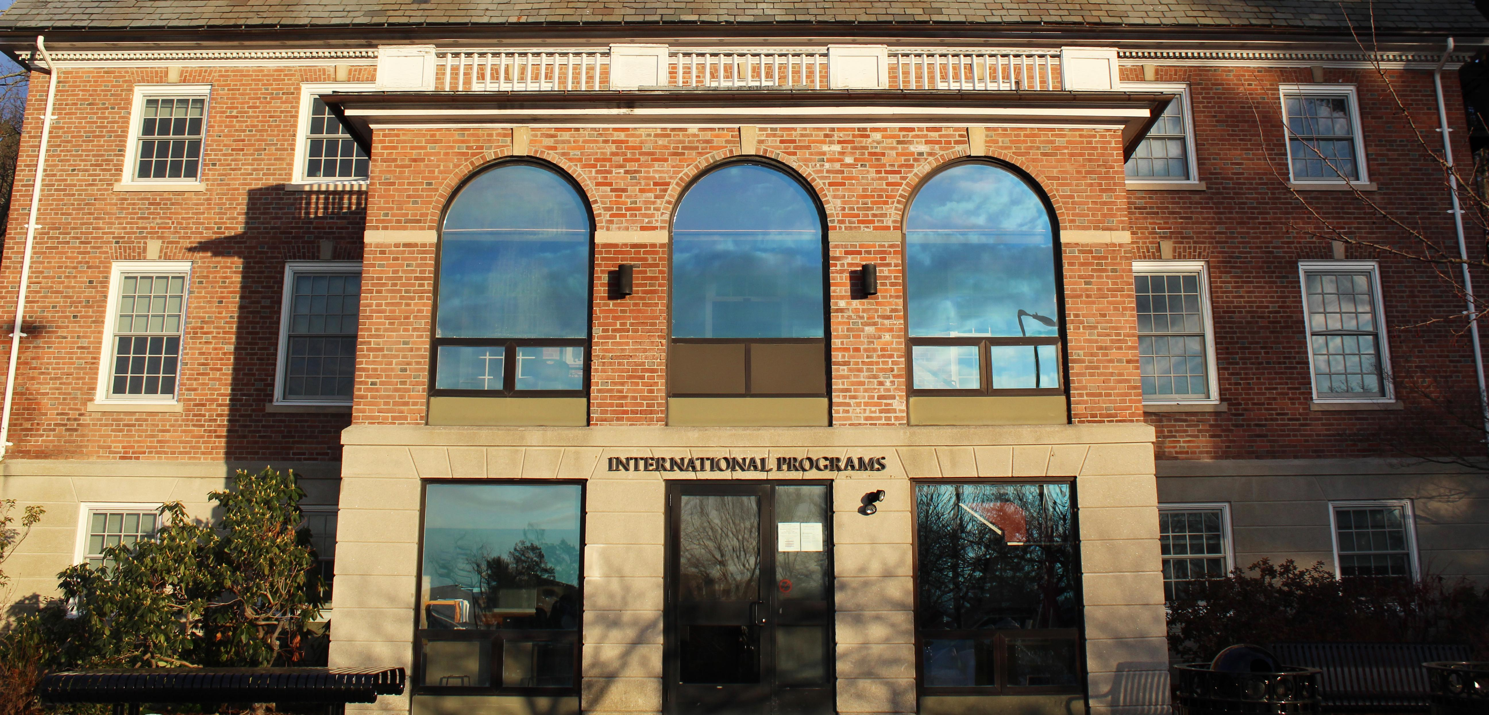 The International Programs Office Building