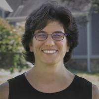 UMass Associate Professor Eve Vogel