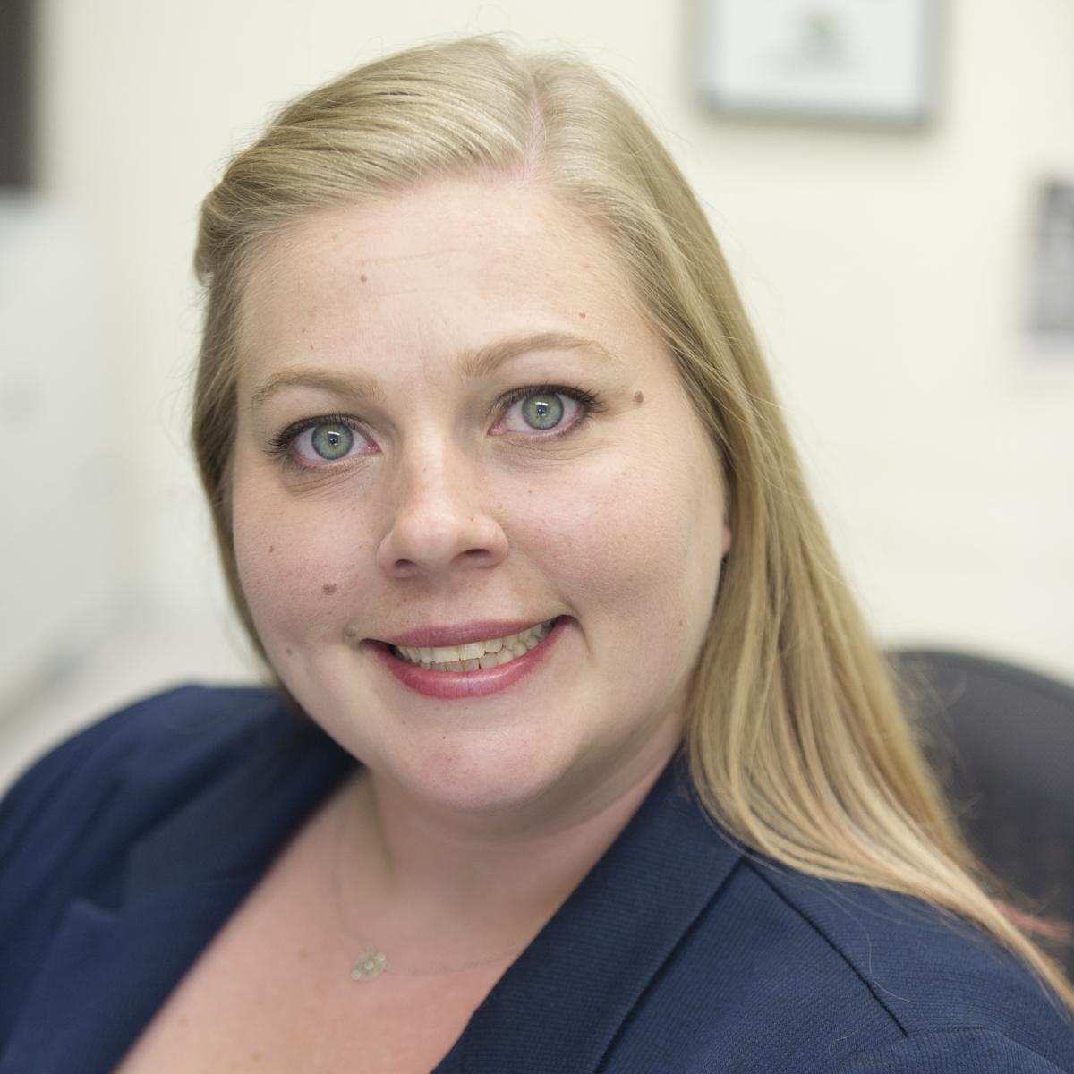 UMass Assistant Professor Jeanne Brunner