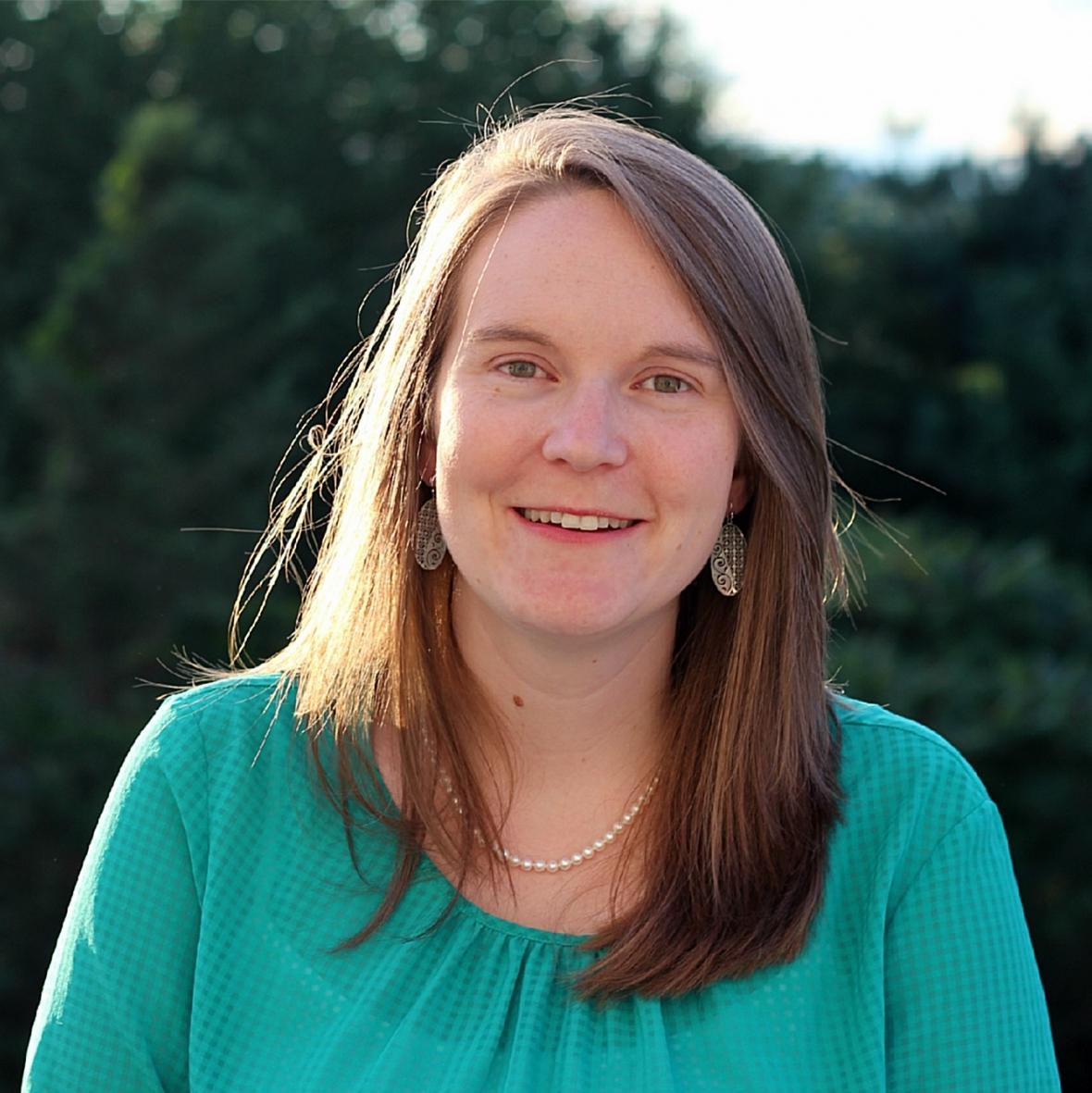 UMass Assistant Professor Kimberley Geissler
