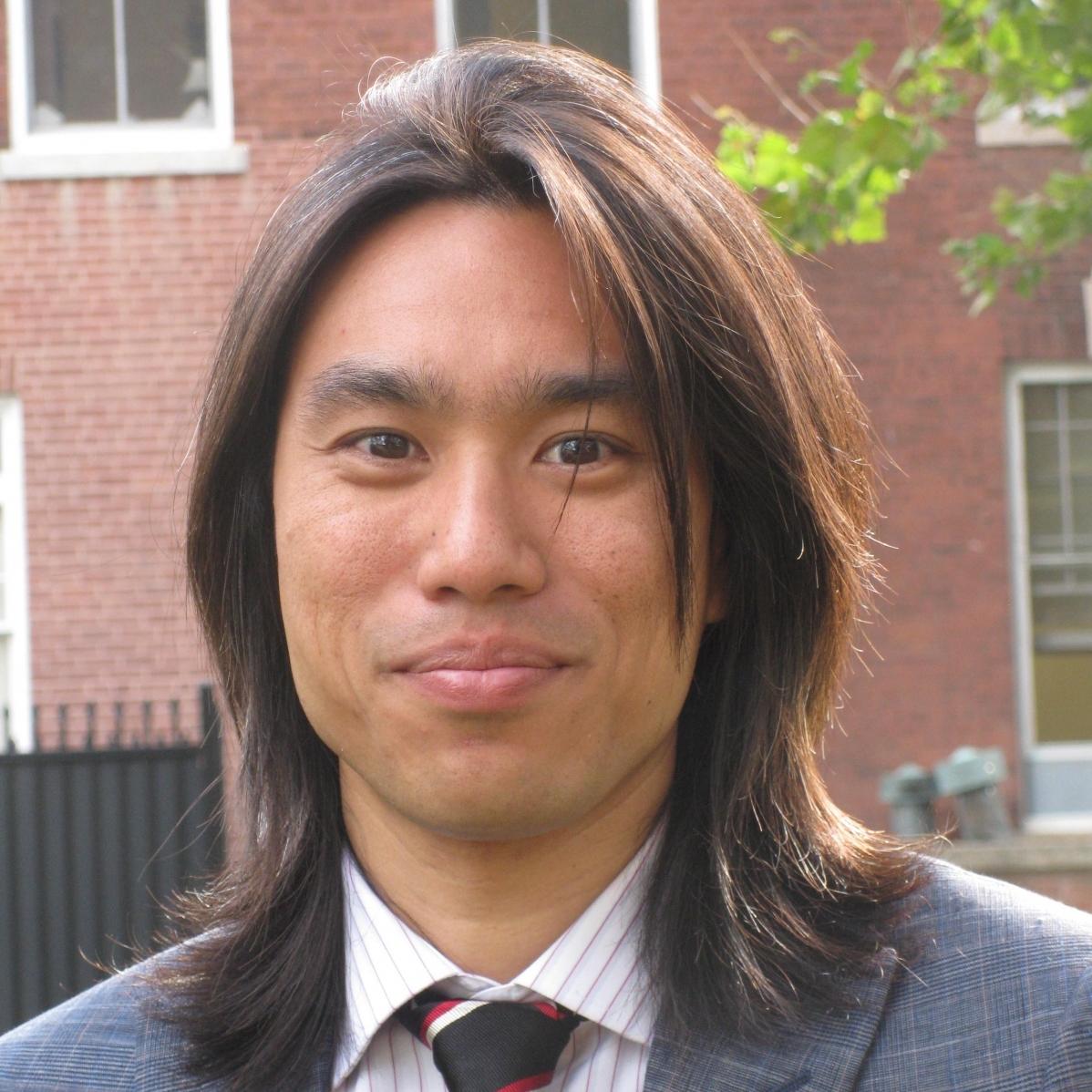 UMass Assistant Professor Nathan Chan