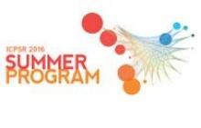 ICPSR Summer Institute 2016