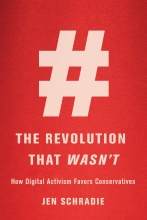 Book cover: The Revolution that Wasn't, by Jen Schradie
