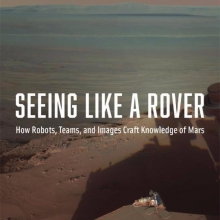 Seeing like a rover Book Cover image