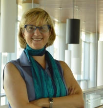 Laurel Smith-Doerr, past ISSR Director