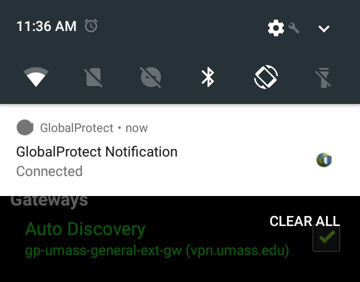 How to Install and Use Global Protect VPN Client | UMass