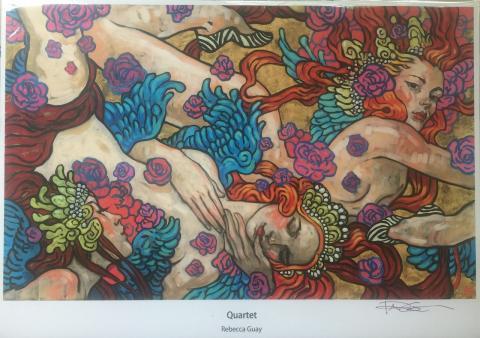 Quartet Rebecca Guay