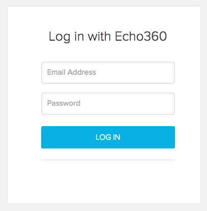 how to download lectures from echo360
