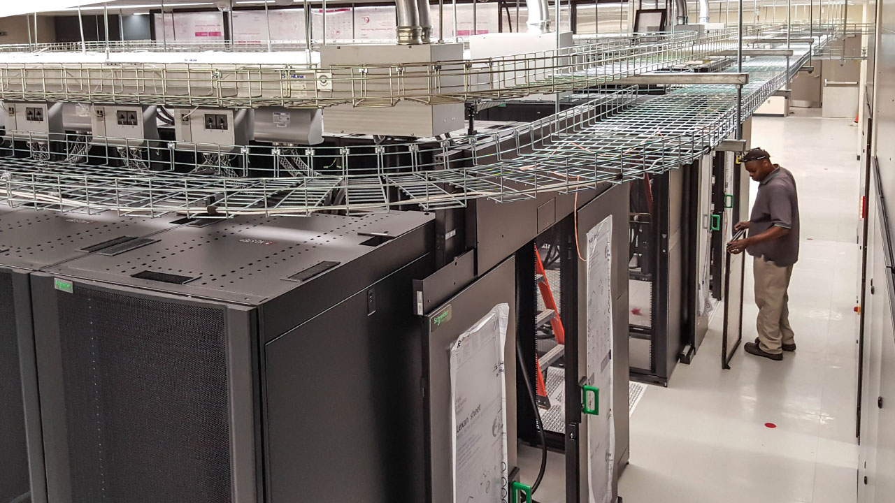 Data Center - June 2016