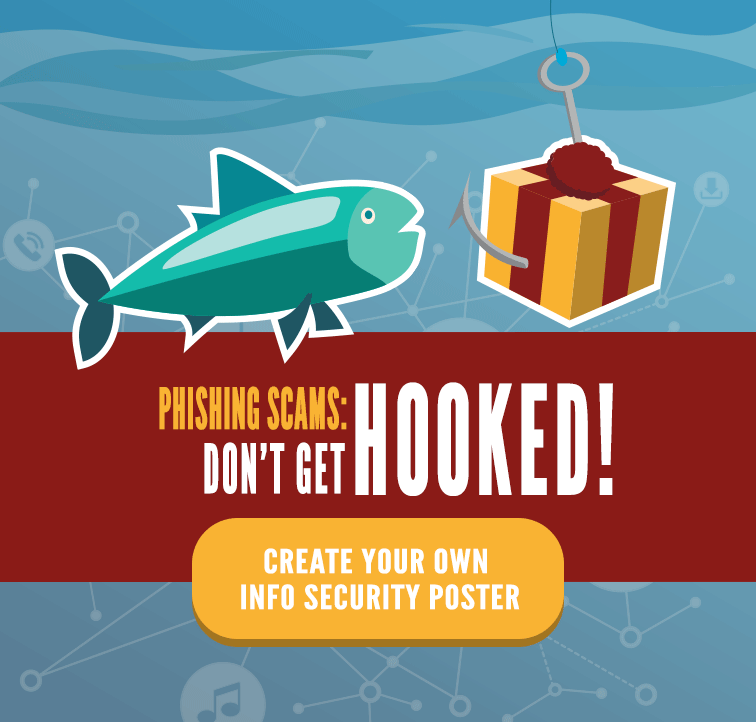 Phishing Scam: Don't get hooked