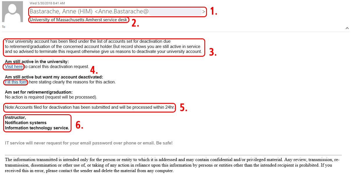 Fresh Phishing Scams on Campus | UMass Amherst Information