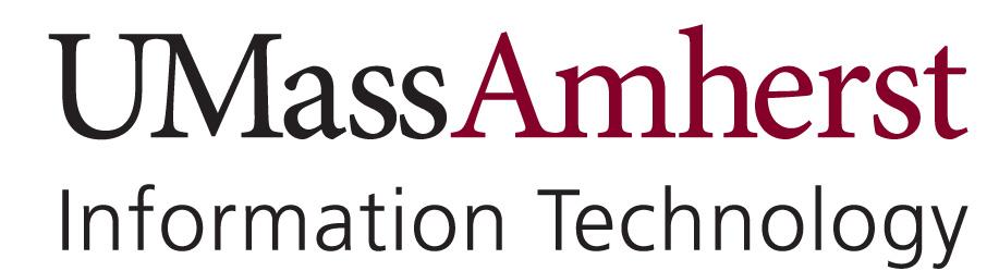 UMass IT Logo
