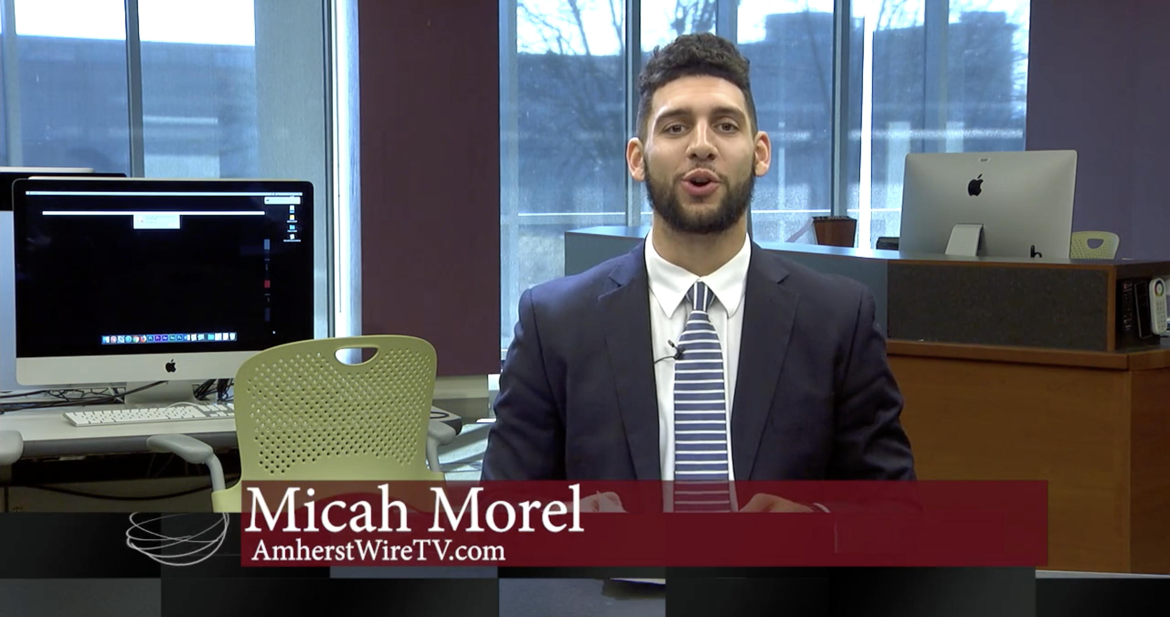 Broadcast Journalism | UMass Amherst Journalism