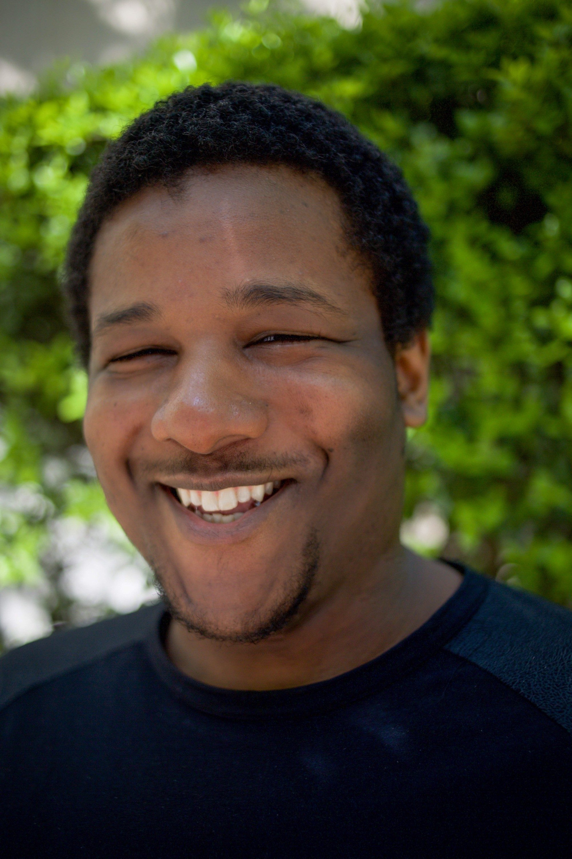 Dāshaun Washington author photo