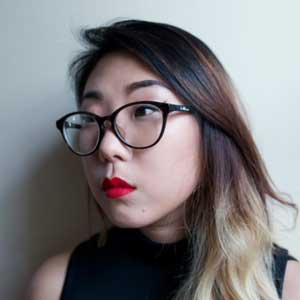 Franny Choi author photo