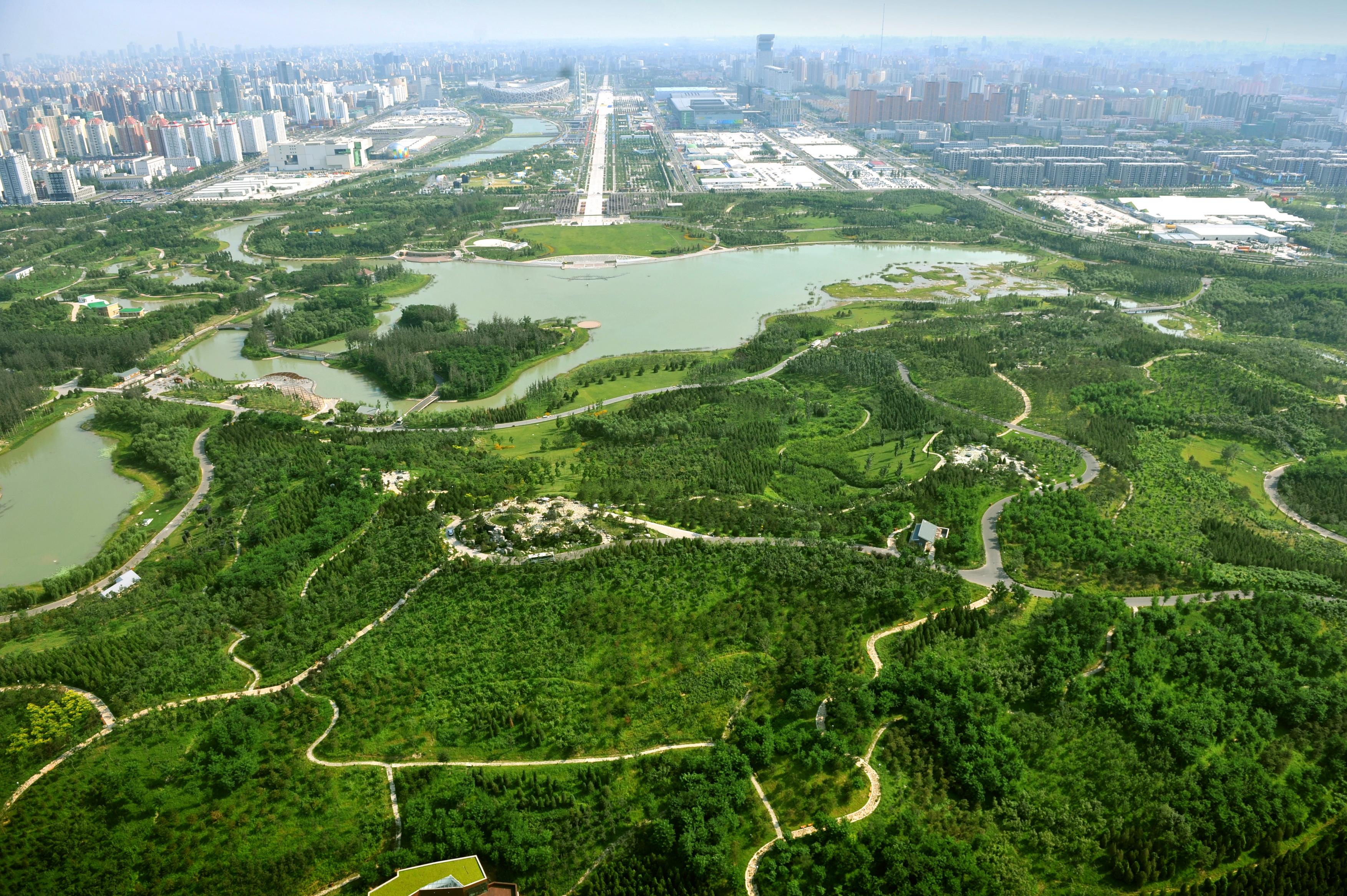 Zube Lecture - Prof  Hu Jie FASLA   Landscape Architecture