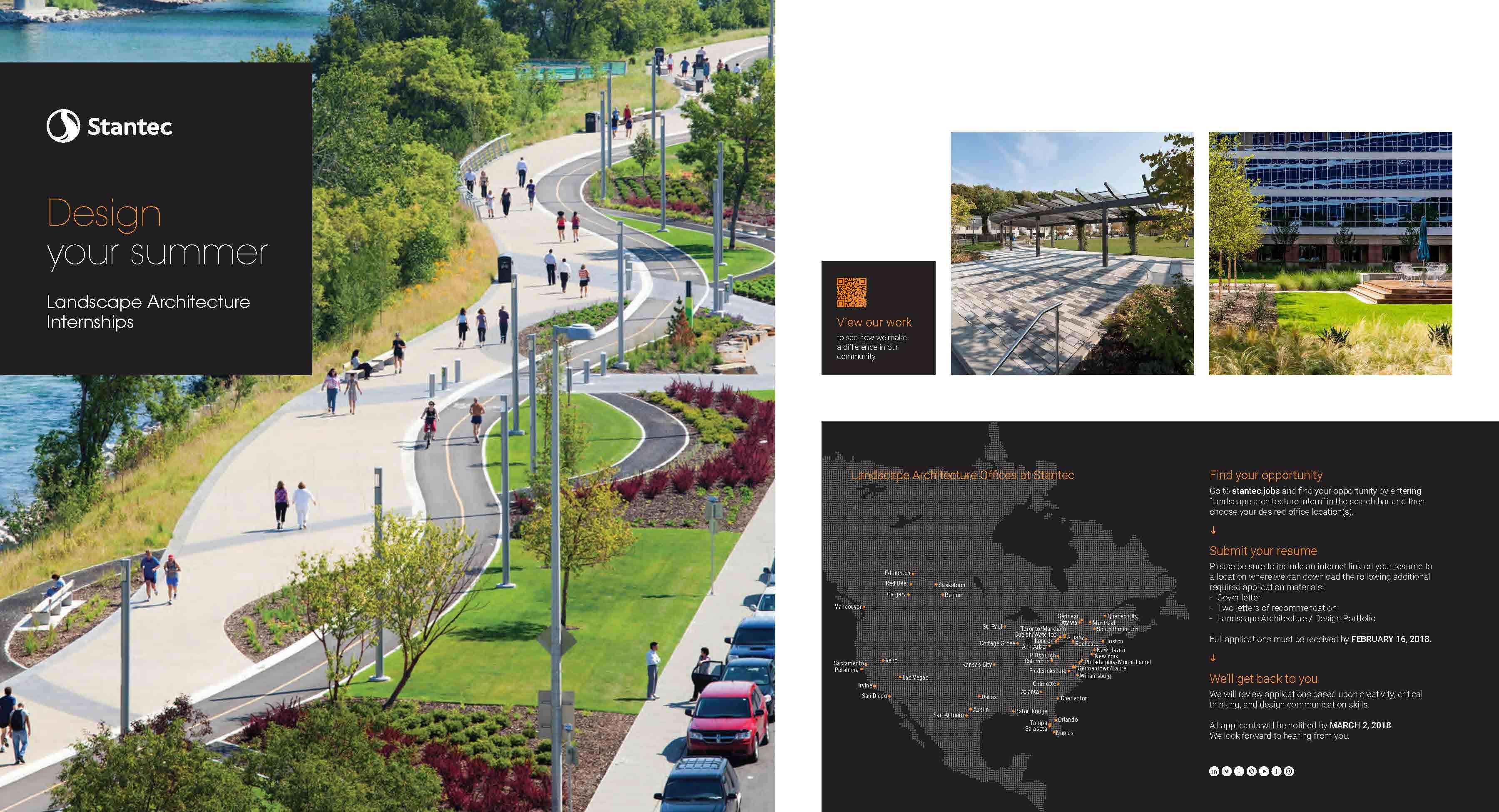 Jobs Amp Internships Landscape Architecture Amp Regional